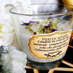 Candele Purificazione con Rituale