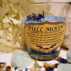 Full Moon Candle - TheMagicWood.com