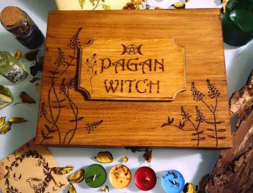 Pagan Witch Box - TheMagicWood.com