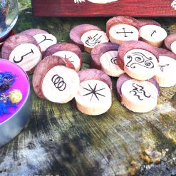 Witches Runes Singole - TheMagicWood.com