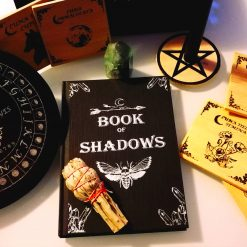 Book Of Shadow Uomo Falena - TheMagicWood.com