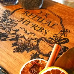 Ritual Herbs Box - TheMagicWood.com