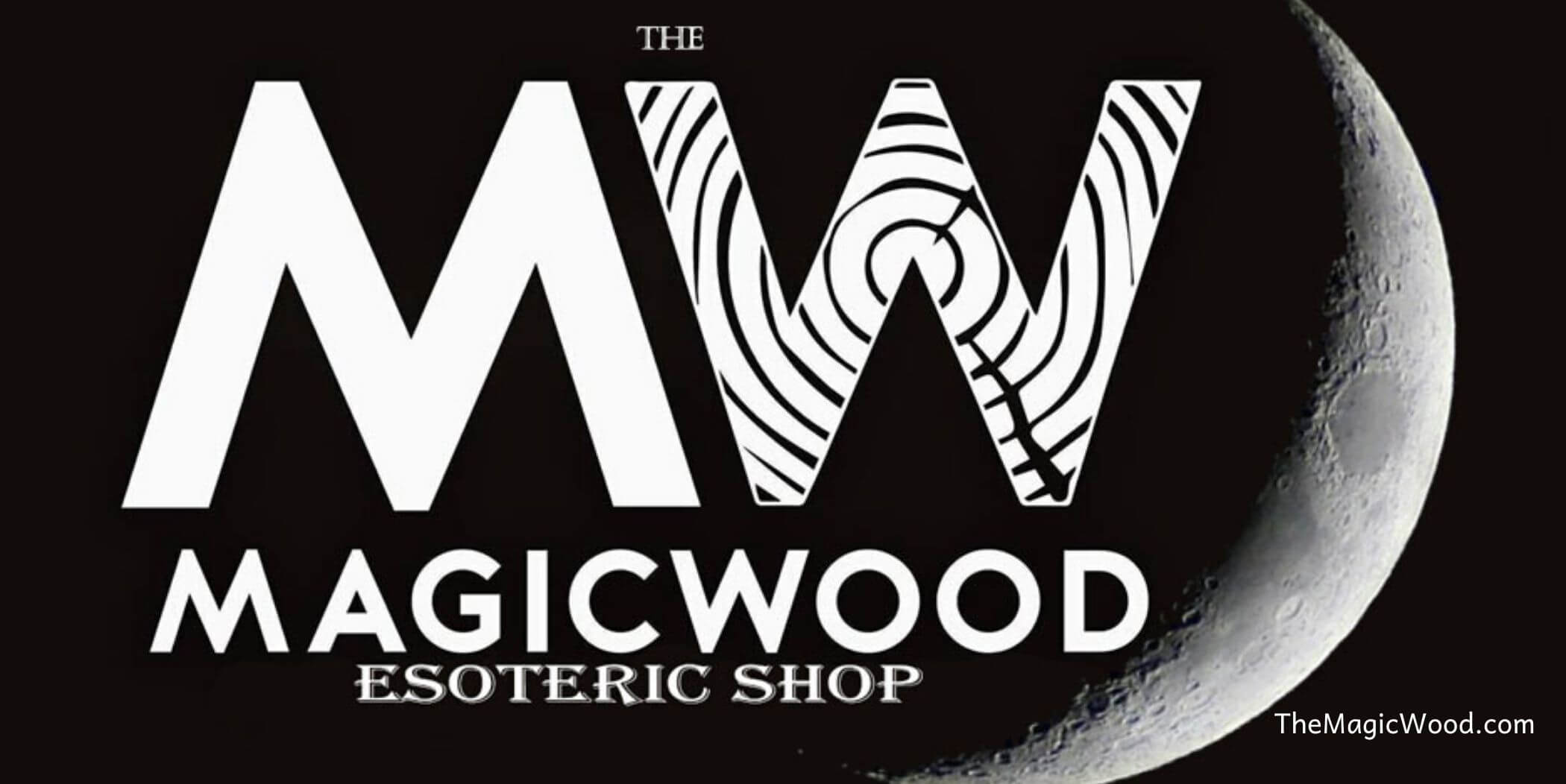 TheMagicWood - Logo
